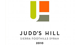 Judd's Hill 2010 Syrah (Shiraz) Label
