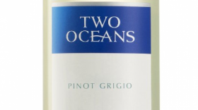 Two Oceans 2016 Pinot Grigio Label