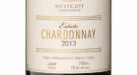 Westcott Vineyards Estate 2013 Chardonnay