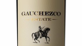 Gauchezco Estate Malbec Label