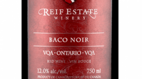 Reif Estate Winery 2016 Baco Noir | Red Wine