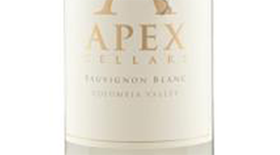 Apex Cellars Sauvignon Blanc Label