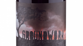 Sans Liege Groundwork 2013 Mourvedre Label