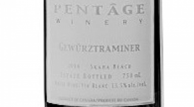 Pentâge Winery 2015 Gewürztraminer | White Wine