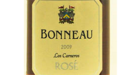Los Carneros Rosé Label