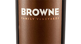 Browne Family Vineyards 2011 Cabernet Sauvignon Label