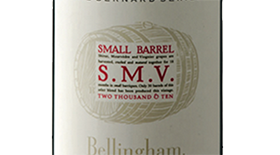 Bellingham Wines The Bernard Series 2010 Small Barrel S.M.V | Red Wine