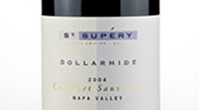 Dollarhide Estate Cabernet Sauvignon Label