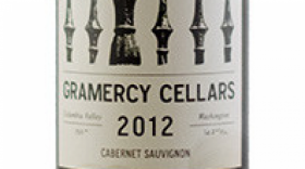 Gramercy Cellars 2012 Cabernet Sauvignon | Red Wine