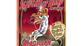 Sleight of Hand Cellars The Magician 2011 Label