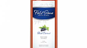 Field Stone Fruit Wines Blackcurrant Label