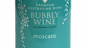 Barokes Bubbly Wine Moscato Label