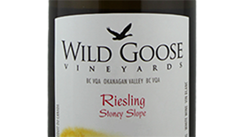 Stoney Slope Riesling Label