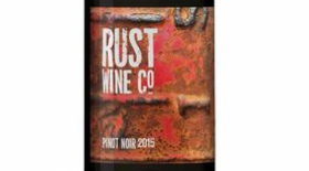 Rust Wine Co. 2015 Pinot Noir | Red Wine
