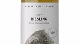 Arrowleaf Cellars 2017 Riesling | White Wine