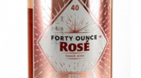 Forty Ounce2016  Rosé | Rosé Wine