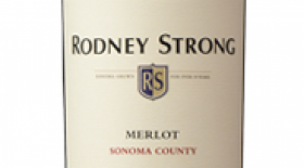 Rodney Strong Vineyards Sonoma County 2013 Merlot | Red Wine