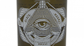 Black Market Wine Company Secret Society 2015 Label