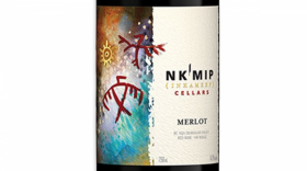 Nk'Mip Cellars 2015 Merlot | Red Wine