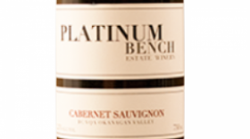 Platinum Bench Estate Winery & Artisan Bread Co. 2013 Cabernet Sauvignon | Red Wine