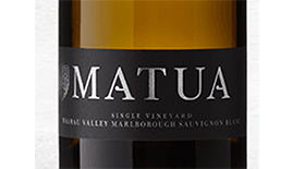Single Vineyard Wairau Valley Marlborough Sauvignon  Blanc Label