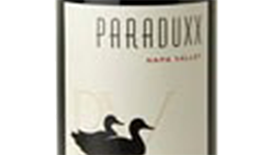 Paraduxx PV Blend Napa Valley Red Wine Label