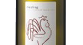 Red Rooster 2012 Riesling Label