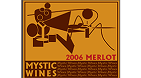 Mystic Wines Hillside Vineyard Merlot 2006 | Red Wine