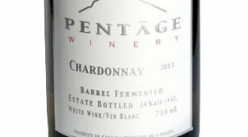 Pentâge Winery 2013 Chardonnay | White Wine
