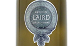 Laird Family Estate 2013 Chardonnay Label
