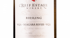 Reif Estate Winery 2017 Riesling | White Wine