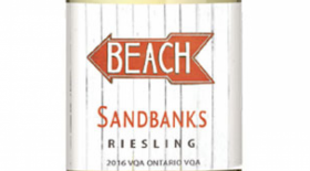 Sandbanks Estate Winery 2016 Riesling | White Wine