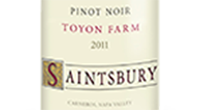 Toyon Farm Pinot Noir Label