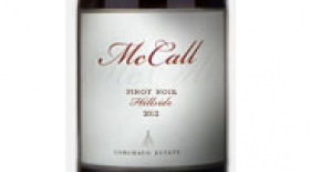 McCall Wines Hillside Pinot Noir 2012 | Red Wine