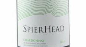 SpierHead Winery 2016 Chardonnay | White Wine