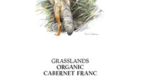 Grasslands Organic (Robert Bateman Collection) Label