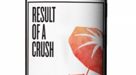 Result of a Crush Summer Cuvée 2014 Label