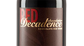 Red Decadence Label