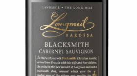 Blacksmith Cabernet Sauvignon Label