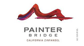 Painter Bridge 2013 Zinfandel Label