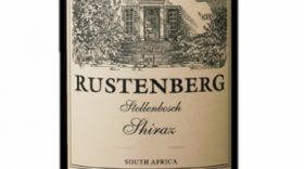 Rustenberg 2014 Stellenbosch Shiraz | Red Wine