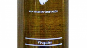 Van Westen Vineyards 2012 Viognier | White Wine