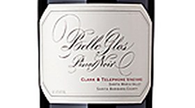 Belle Glos 2013 Pinot Noir Label