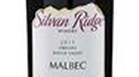 Silvan Ridge 2011 Malbec Label