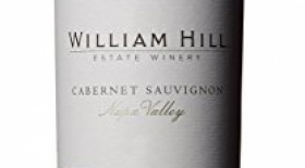 William Hill Estate Winery 2013 Cabernet Sauvignon Label