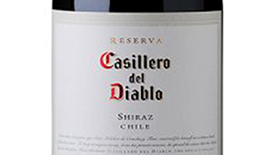 Casillero del Diablo Label