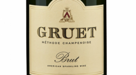 Gruet Winery Brut Label
