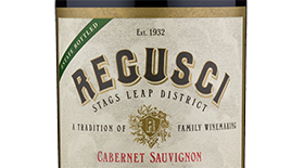 Regusci Cabernet Sauvignon Stags Leap District | Red Wine