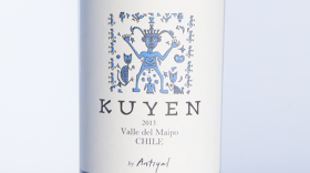 Alvaro Espinoza Kuyen 2012 | Red Wine