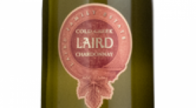 Laird Family Estate Cold Creek Ranch 2015 Chardonnay Label